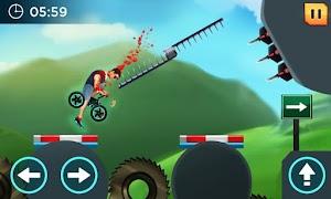 7 Crazy Wheels App screenshot