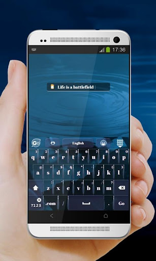 無料个人化Appの戦場 GO Keyboard|記事Game
