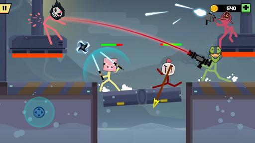 Stickman Fight Battle - Shadow Warriors 1.0.20 screenshots 1
