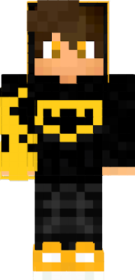 Batman Boy Nova Skin - Skins para minecraft pe de batman