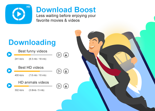 Videosbook: Download Videos, Fast Download 2.0 screenshots 15