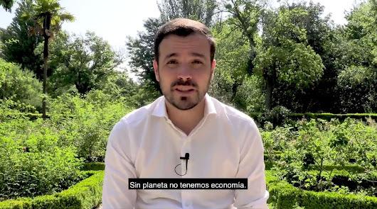 """Garzón te pide que comas menos carne: """"Cada kilo requiere 15.000 litros de agua"""""""