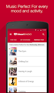 iHeartRadio - Radio & Music- screenshot thumbnail
