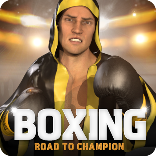 Boxing - Road To Champion (game)