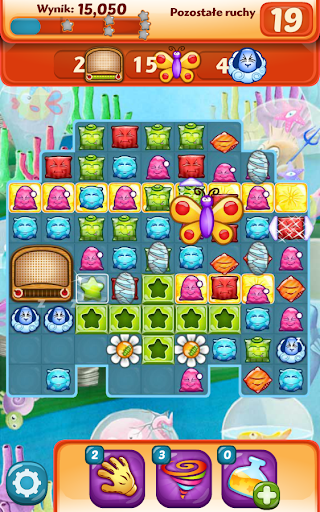 Dreamland Story: Toon Match 3 Games, Blast Puzzle modavailable screenshots 8