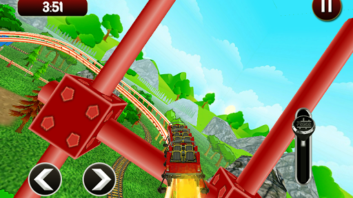 Roller Coaster Simulator HD  screenshots 3