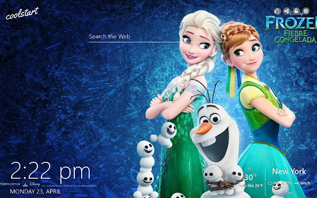Elsa and Anna HD Wallpapers Frozen Theme