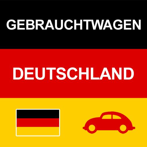Gebrauchtwagen Deutschland 遊戲 App LOGO-硬是要APP