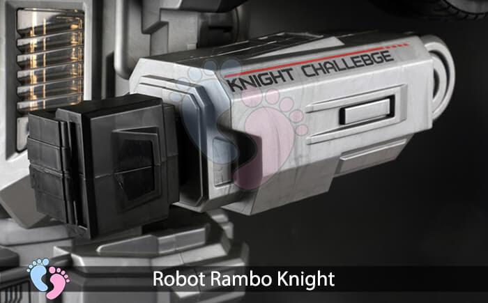 Siêu phẩm Robot Rambo Knight Cho bé 19