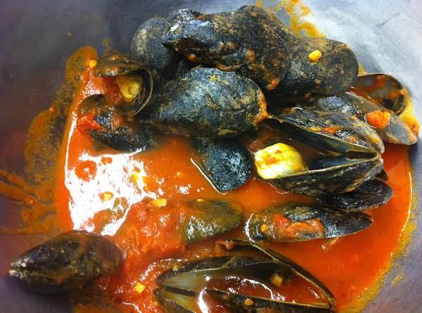 Cozze Alle Marinara (mussels Marinara) Recipe