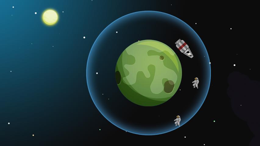 android The Planetarian Screenshot 1