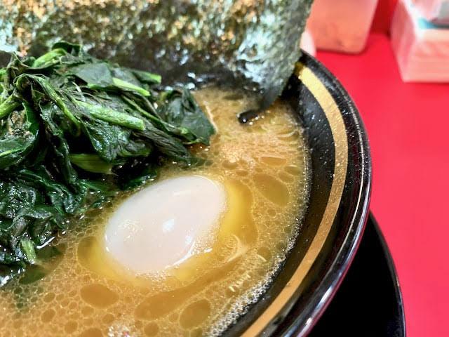 スープの表面