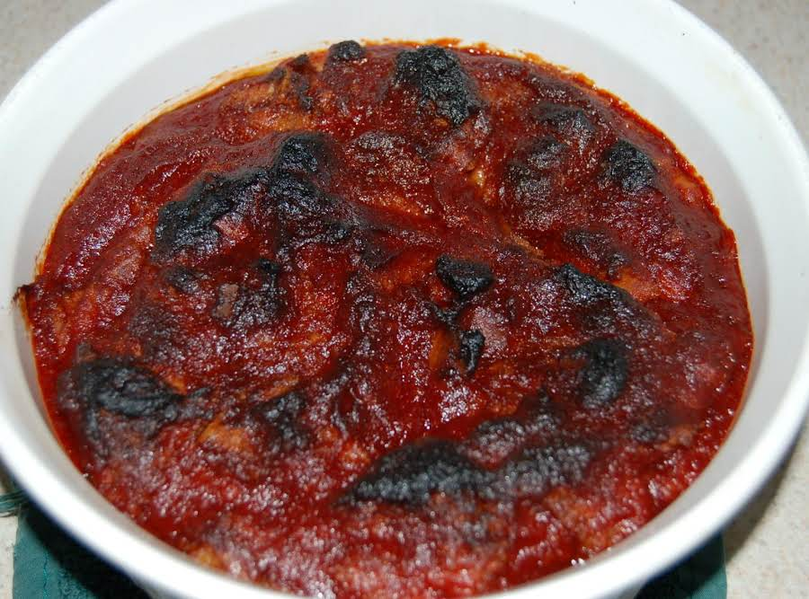 Old Fashioned Tomato Pudding