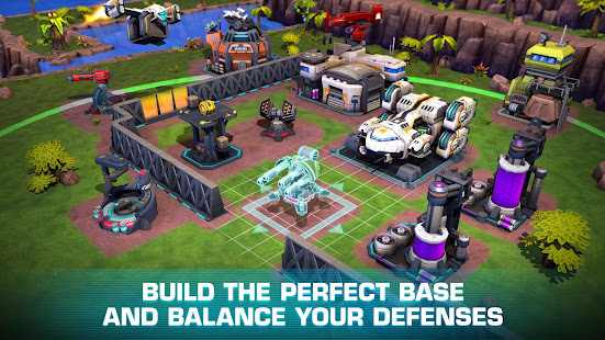 Mod Game Dawn of Steel for Android