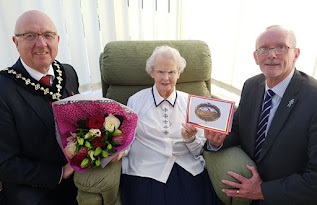 Ethel celebrates 100th birthday