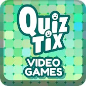 QuizTix: Video Games Quiz Trivia App