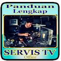 Belajar servis TV Sendiri Offline icon