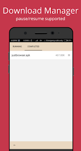 Just Browser App Download For Android and iPhone 5