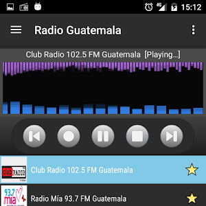 RADIO GUATEMALA apk