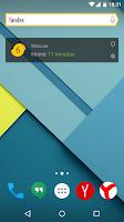Screenshot of Yandex.Maps widget