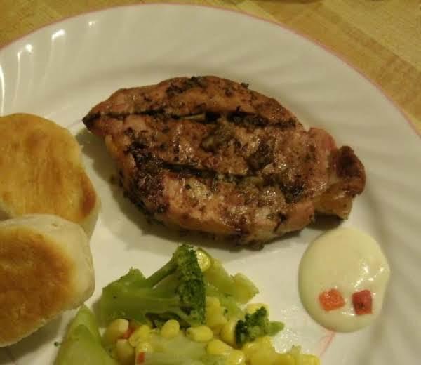 Savory Pork Chops (5-star!)