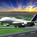 Flight Runway Landing Sim icon