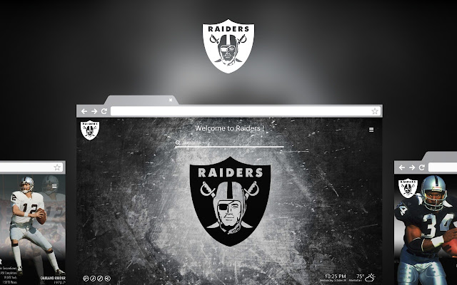 oakland raiders official