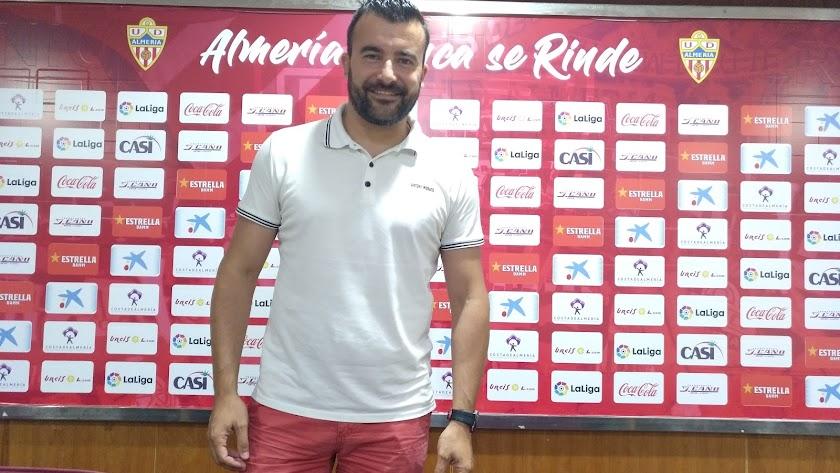 Carlos Hinojo.