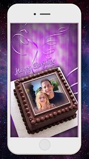 Name photo on Birthday cake 2017 - náhled