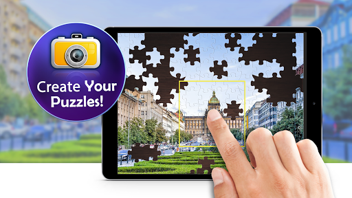 Magic Jigsaw Puzzles screenshots 10
