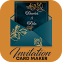 Invitation Maker - E Cards Greetings 2021 icon