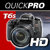 Canon T6s Control by QuickPro