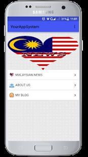 All Malaysia News - náhled