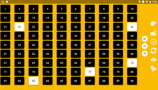 Smart Housie  Number Picker 4.6 screenshots 11