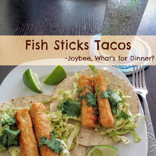 Fish Sicks Tacos