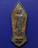 2.พระลีลา 25 พุทธศตวรรษ เนื้อชิน พ.ศ. 2500 พระดีพิธีใหญ่