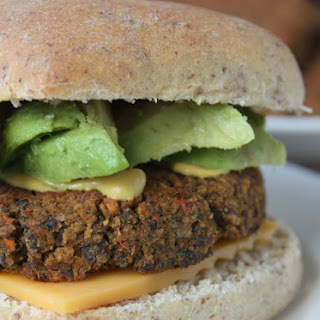 Black Bean Veggie Burgers Recipe