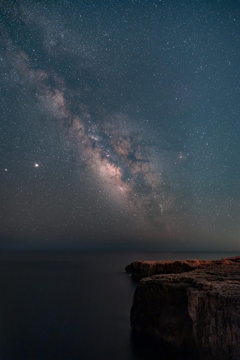 Terra, mare, stelle di Massimo_Tamajo