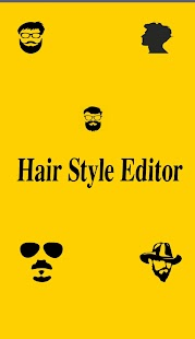 Hair Style Editor - Get stylish & attractive Pics - náhled