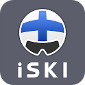 iSKI Suomi - Ski, Snow, Info Resort, Gps Tracking icon