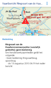 ANWB Waterkaarten- screenshot thumbnail