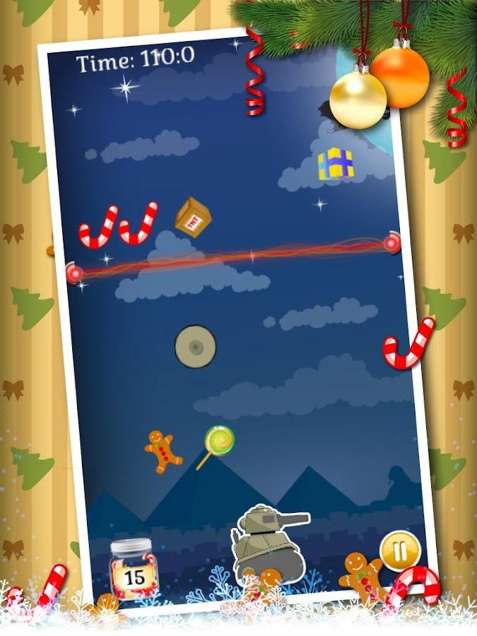 Christmas Toys Holiday Puzzle - screenshot