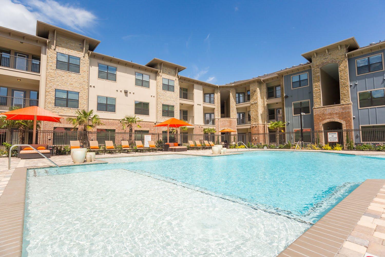 Vera Watters Creek Apartments In Allen Texas Luxury