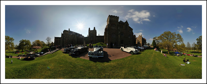 Photo: Morgans on a Sunny Afternoon