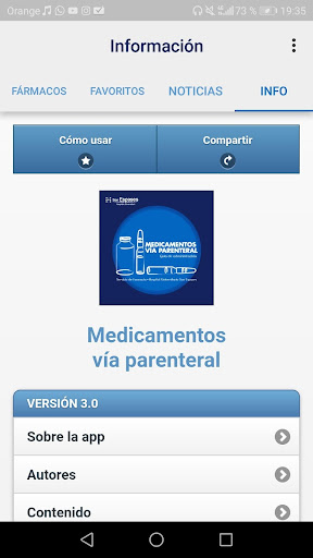Medicamentos vu00eda parenteral 3.0 Screenshots 7