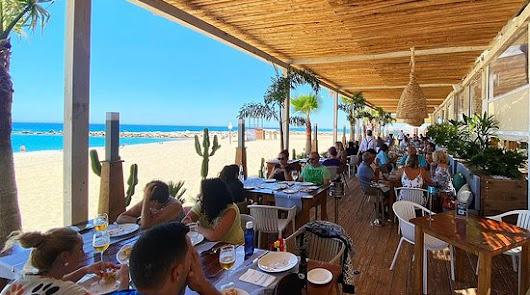 Uno de los mejores chiringuitos de playa de España está en Almería
