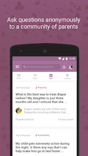Pregnancy & Parenting Tinystep- screenshot thumbnail