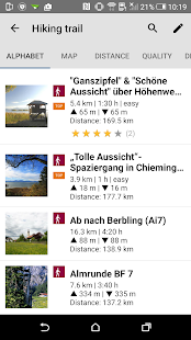 Chiemsee Alpen App- screenshot thumbnail