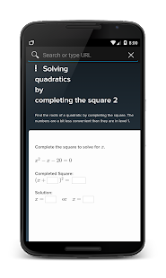 Algebra Tutoring Course- screenshot thumbnail