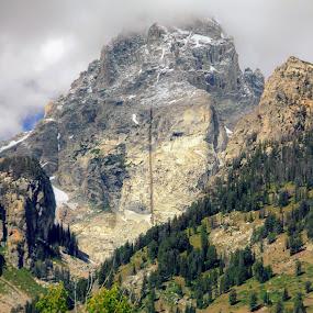 by Jennifer  Loper  - Landscapes Mountains & Hills ( national park, mountain, grand tetons )